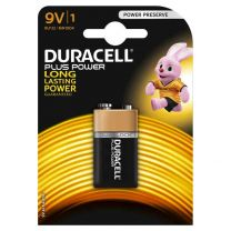 Duracell Plus Power Transistor (9V)