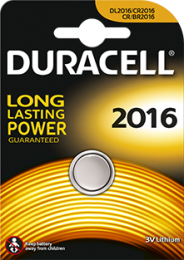 Duracell 2016 Elettronica