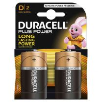 Duracell Plus Power Torcia (D)