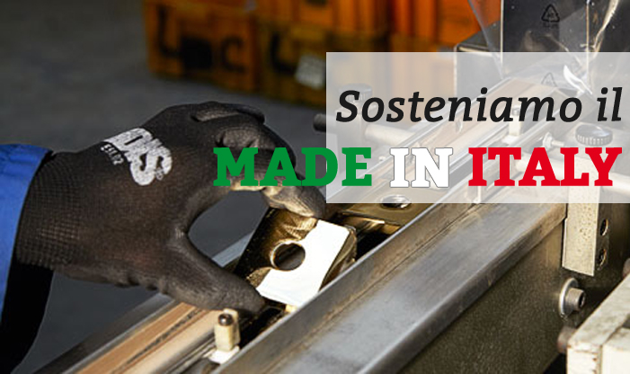 Sosteniamo il Made in Italy